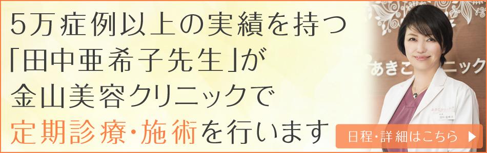 田中亜希子先生